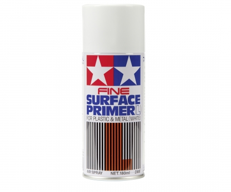 tamiya TAMIYA Fine Surface Primer White 180ml