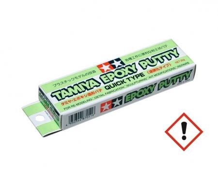 tamiya Epoxy Putty Quick Type 25g 2Comp.