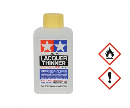 tamiya Lacquer Thinner 250ml