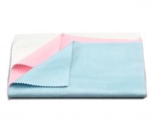 Tamiya Poliertuch-Set (3)rosa/blau/weiss