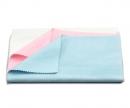 tamiya Tamiya Poliertuch-Set (3)rosa/blau/weiss