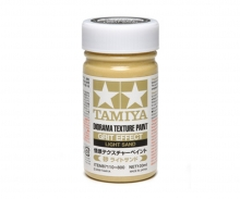 tamiya Diorama Text. Paint Grit /Lt.Sand 100ml