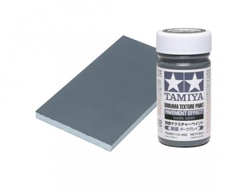 Diorama Text.Paint Pavement/Dk.Grey100ml