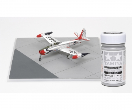 Diorama Text.Paint Pavement/Lt.Grey100ml