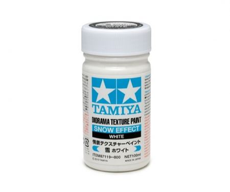 Diorama Text.Paint Snow/White 100ml