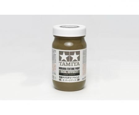 tamiya Texturfarbe Erde/Braun 250ml Diorama
