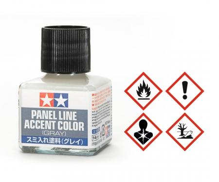 Panel Accent Color Grau 40ml