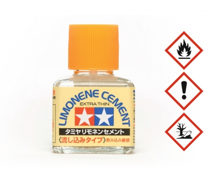 tamiya Plastikkleber Limonene Extra Th. 40ml