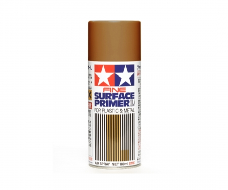 tamiya Fine Surface Primer L Oxide Red