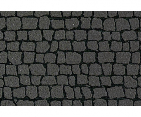 tamiya Diorama Sheet A4 Stone Paving B/medium