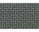 tamiya Diorama Sheet A4 Brick A (gray)