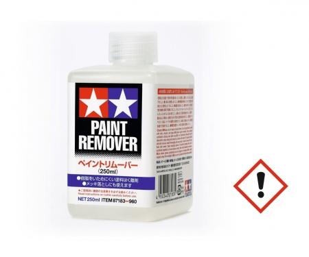 tamiya Tamiya Paint Remover 250ml
