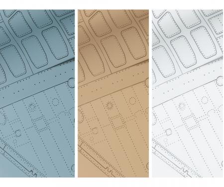 Panel Accent Color Hellgrau 40ml