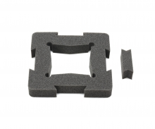 tamiya 40ml Square Bottle Holder 80x80mm (1)