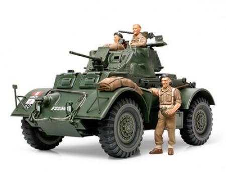 tamiya 1:35 WWII Brit.Pz.Fahrzg. Staghound Mk.I