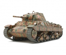 1:35 WWII Ital. Schwerer Panzer P40 I/T