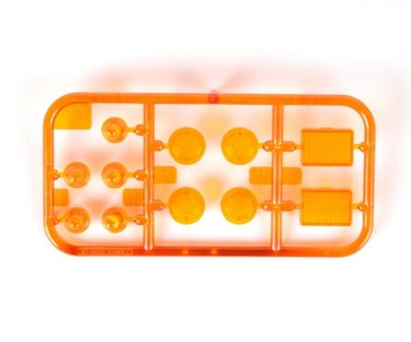 L-Teile Gläser orange King Hauler 56301