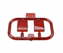 tamiya S-Parts Brakelight Clear Red 56301
