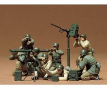 tamiya 1:35 Fig.-Set US MG/Mörser Trupp(8)