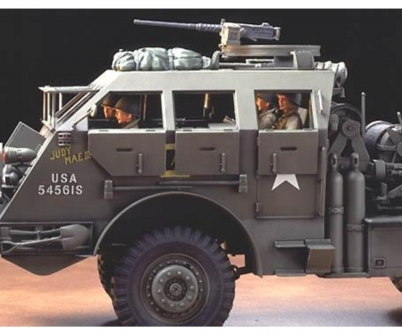 tamiya 1:35 US 40to Transp. Dragon Wagon (4)