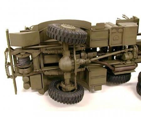 tamiya 1:35 US 40to Transp. Dragon Wagon (4)
