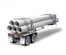tamiya 1:14 RC Pole-Trailer Kit w/Tubes