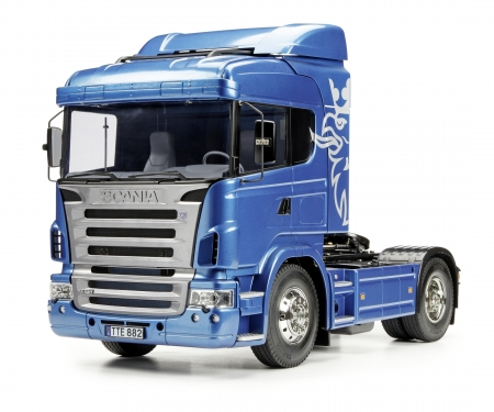 tamiya 1:14 RC SCANIA R470 Highline 4x2 Kit