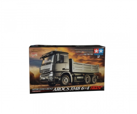 tamiya Arocs 3348 Tipper Truck
