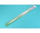 Rohrprofil 3mm (6) 400mm klar Kst.