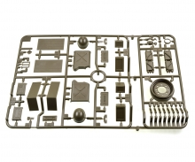 tamiya Y-Teile Anbauteile Sherman 56014