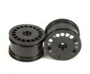 DF-03 Buggy-Wheels Dish (2) blk/re.62/35