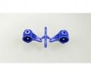 tamiya TA-02/FF-01 Front Upright blue (2)