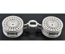 tamiya 1:10 Spoke Wheel white 26mm (2)