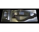 tamiya DT-02 Karosserie/Spoiler Sand Viper