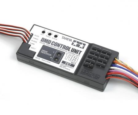 DMD-Kontrolleinheit  T-03 Tiger 56010/18