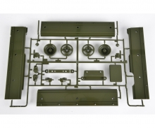 tamiya C-Parts Leopard for 56020