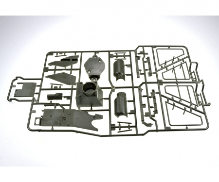 tamiya E-Teile Turmteile Leopard 56020