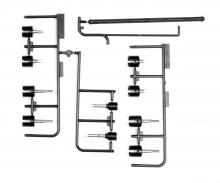 DF-02 E-Parts Wheel Axle/Diff. Joints