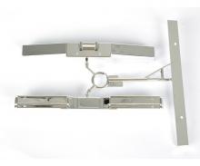 tamiya J-Parts Chrome clod buster bumpers 58065