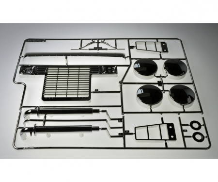 tamiya Q-Parts Front Grille for 56304