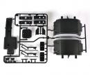 tamiya R-Teile Auspuff/Kotflügel MB 1838 56305