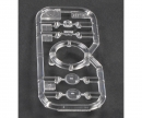 tamiya J-Parts clear Pershing for 56016