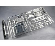 tamiya P-Parts Front Grille Knight Hauler