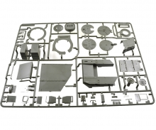 tamiya K-Parts Covers Leopard for 56020