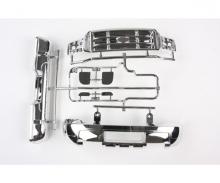 tamiya M-Parts bumper chrom 58372