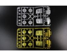 tamiya P-Parts clear/yellow clear Bag 58372