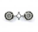 tamiya U-Parts Front Wheel 56307/56305