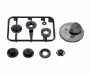 tamiya T-Parts gear tower Lepoard 56020