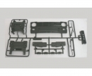 tamiya W-Parts radiator grille for 58397