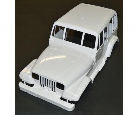 tamiya Body Jeep Wrangler 58429 ABS